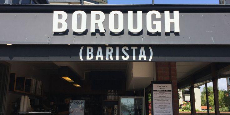 Borough Barista | Burleigh Heads