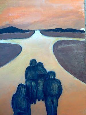 Anna Cibotti: I MIEI DIPINTI colori acrilici ad acqua