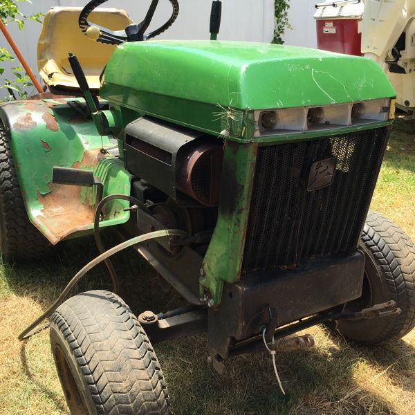 For Sale: Lawn Tractor for $280