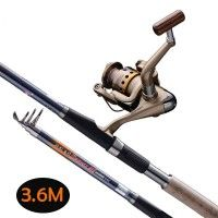 Bass Fishing Rod & Reel Kit at Wholesale Price