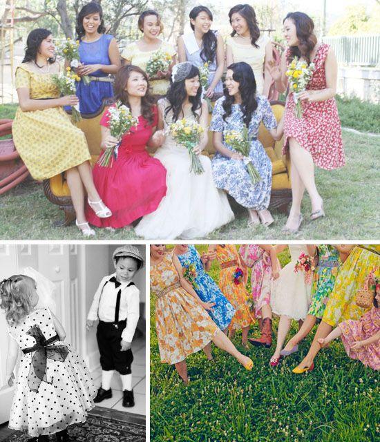 {Crea il look} Matrimonio anni '40   Wedding Wonderland