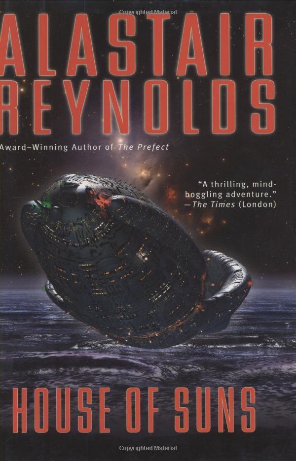 Amazon.com: House of Suns (9780441018864): Alastair Reynolds: Books