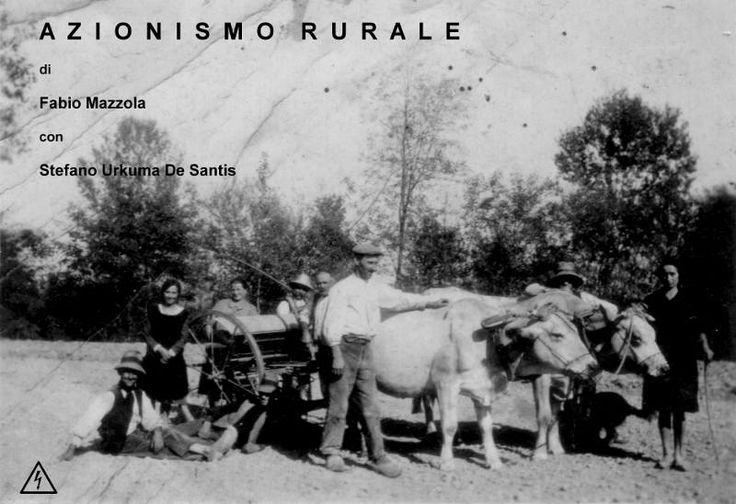 Azionismo Rurale di Fabio Mazzola, con la partecipazione di Stefano Urkuma De Santisa a cura di Edoardo Trisciuzzi. Il 5° Appuntamento di #Tran-siti dal 19 Gennaio al 19 febbraio 2014 a #Bitonto.