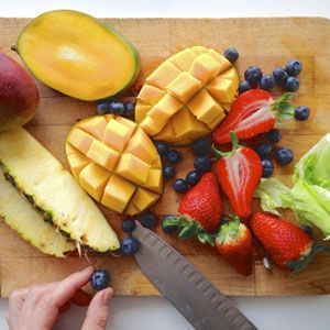 BabyMeetsFood - Introduce food the Baby-Led Weaning way