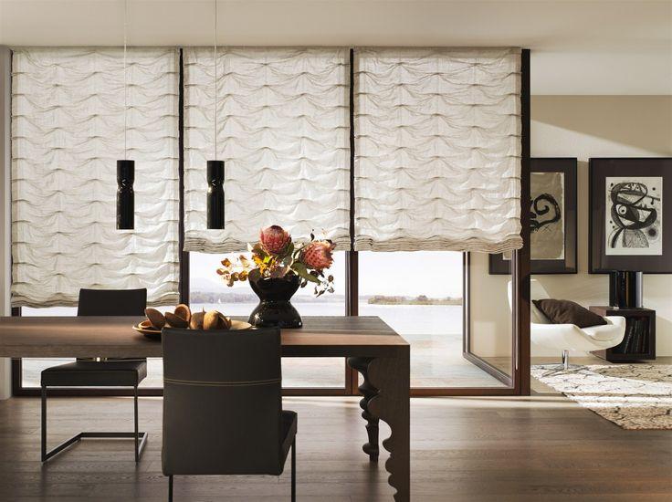 Raffrollo küchenfenster ~ Die besten flat roman shades ideen auf raffrollos