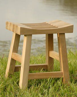 Teak Meditation Stool by Reforest Teak/Gardener's Supply. $149.00. Finish is smooth to the touch. $5 SHIPPING!. Made of sustainably-harvested Costa Rican teak. Beautifully crafted with precision joinery and graceful contours. Heirloom quality that will last a lifetime. Spice up your collection with this graceful Asian-style teak garden seat that will be a lovely addition to a serene corner of your outdoor setting. Inside, our single seat meditation bench is compact and versat...