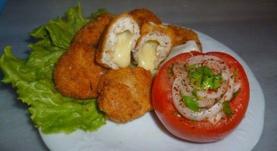 Kaşarlı Tavuk Köfte Tarifi | Yemek Tarifleri