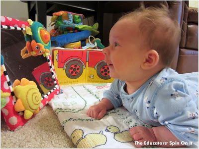 The Educators' Spin On It: How to Play with a 2 Month Old