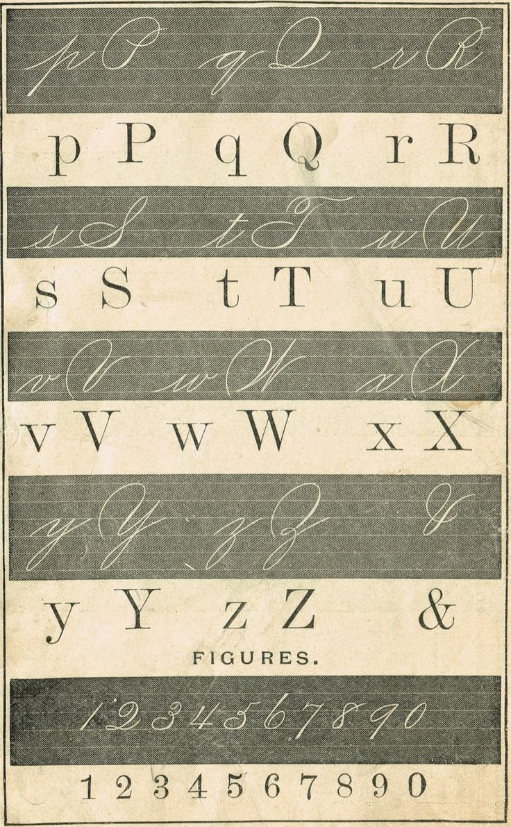 Alphabet alfabet a z armenian beauty heritage armenian tattoos - Alphabet School Primer Page Antique Graphics Wednesday