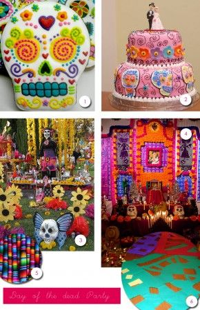 Bring Your Day Of The Dead Alive DayOfTheDeadParty – Live Colorful