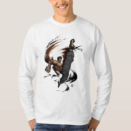 Fei Long High Kick T-Shirt - click to get yours right now!