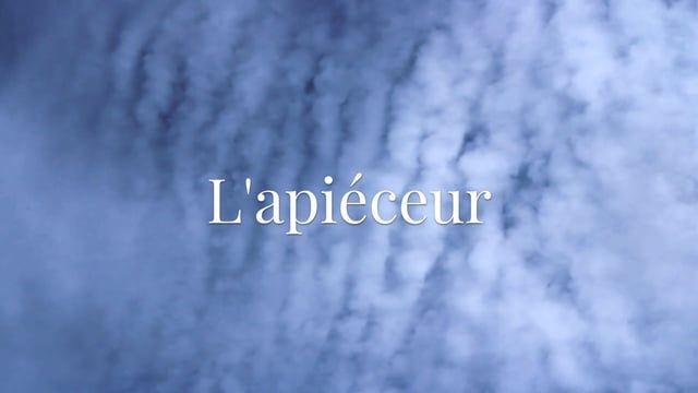 Campagne 2017 Menswear L'apiéceur by Maïwenn Nicolas  www.maiwennnicolas.com www.lapieceur.com