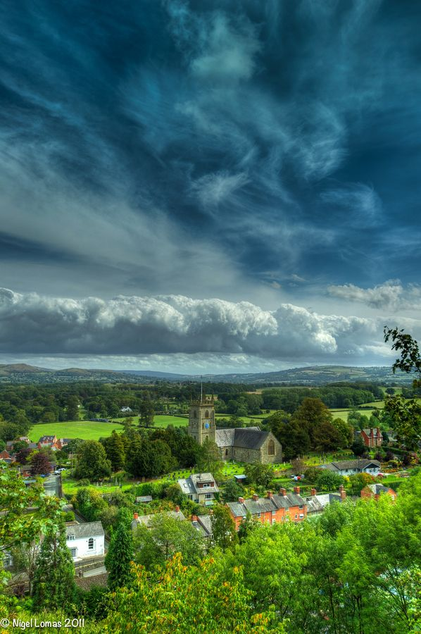 Montgomery, Wales, UK United Kingdom of Great Britain and Northern Ireland commonly known as the United Kingdom (UK) or Britain, is a sovereign state located off the north-western ...