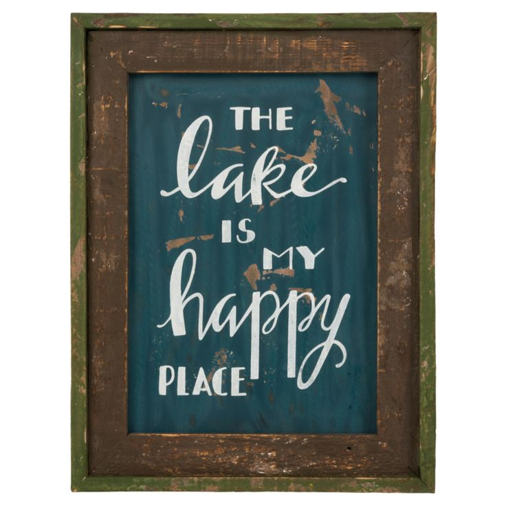 Best 25+ Lake signs ideas on Pinterest | Lake decor, Lake house ...