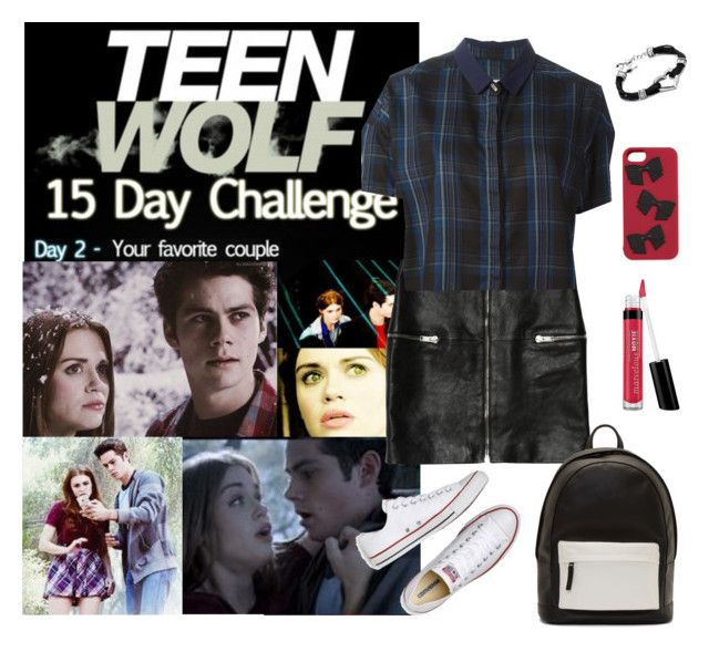 """""""Teen Wolf Challenge: (2) Favorite Couple"""" by vampirliebling ❤ liked on Polyvore"""