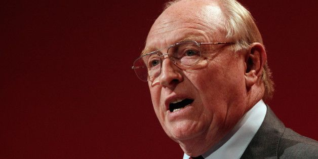 You'll Never Guess Who Neil Kinnock Wants To Be EU Commissioner