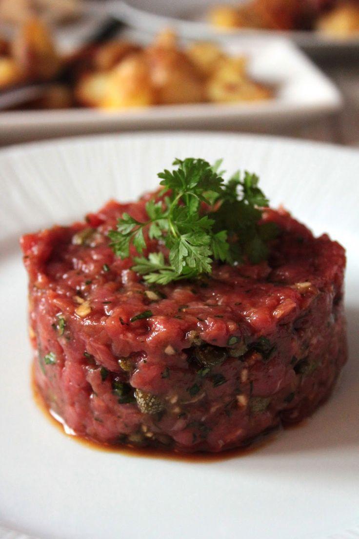 Dans la cuisine de Sophie: Steak tartare carrément bon !