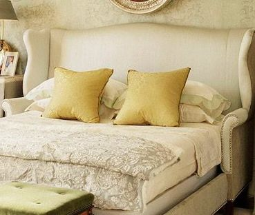 the  best wingback headboard ideas on, Headboard designs