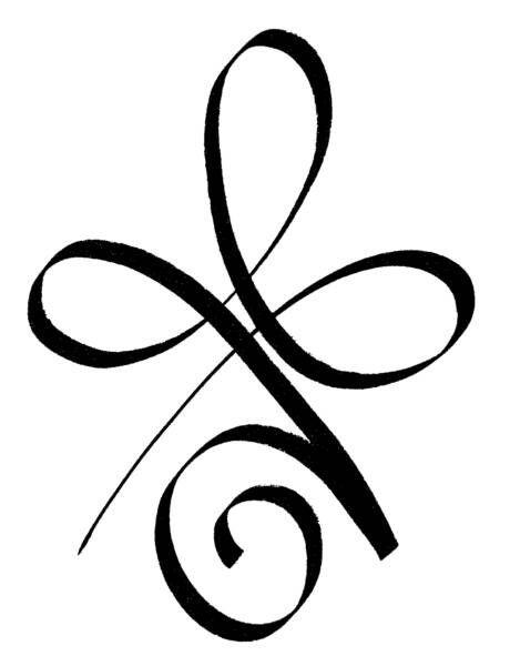 Symbol for Strength Inner Ankle