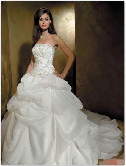 Magnifique robe de mariage