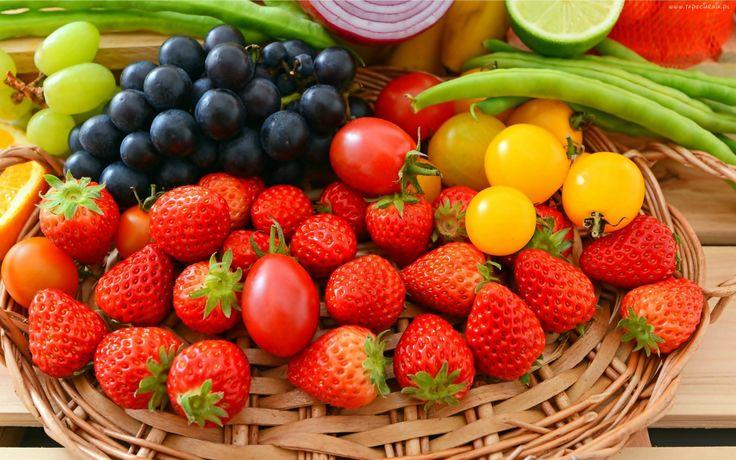 Owoce, Warzywa, Koszyk