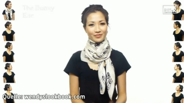 25 ways to wear a scarf my style pinterest. Black Bedroom Furniture Sets. Home Design Ideas
