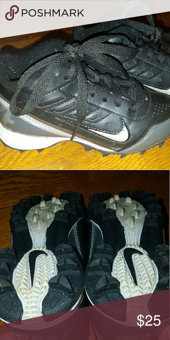 Toddler boys Nike Cleats Toddler boys Nike cleats Nike Shoes Sneakers