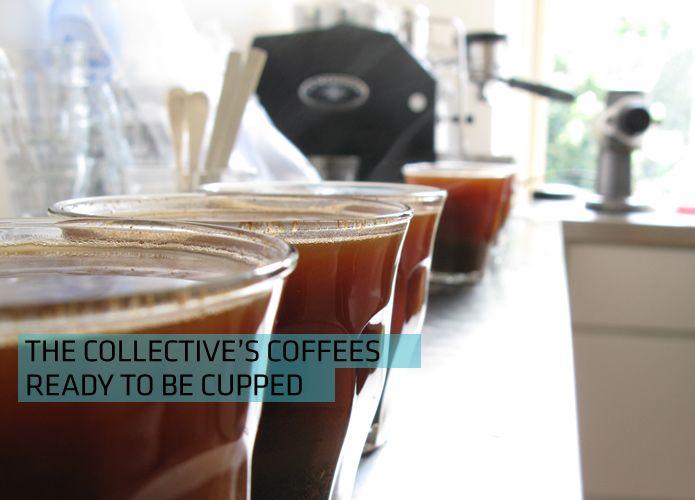 Når du er i Torvhallene - drikk kaffe hos coffe collective!