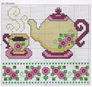 >christmas – cross stitch patterns -1 / yeni yıl – çarpı işi şablonları -1   rusensdiary