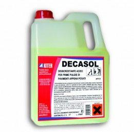 Lo Specialista del Pulito – Shop » Decasol 3lt acido