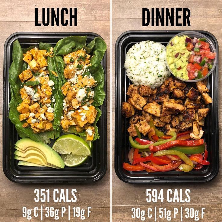 Two fantastic options for your lunch and dinner preps this