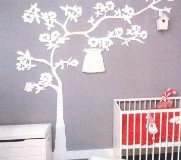 Unieke bomen voor babykamer of kinderkamer kinderkamer inrichting en - Kinderkamer decoratie ...