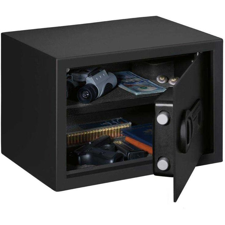 Stack On PERSONAL SAFE PS-15-10-B BIOMETRIC LOCK