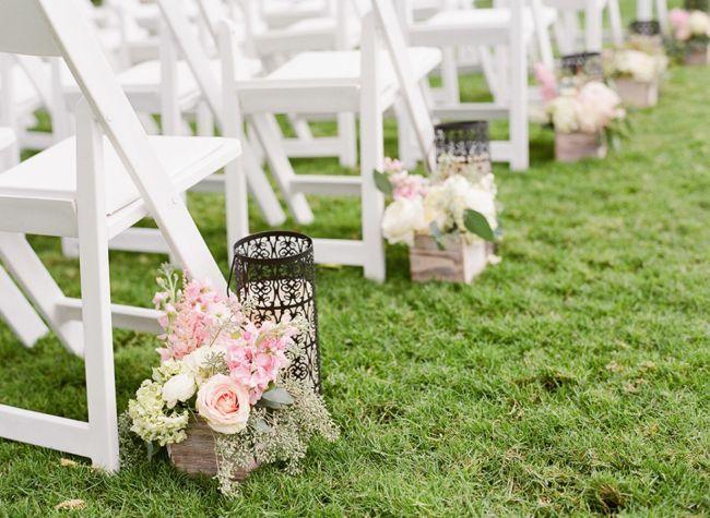 Les décorations pour votre cérémonie de mariage en 2016 : découvrez les plus jolies tendances Image: 6