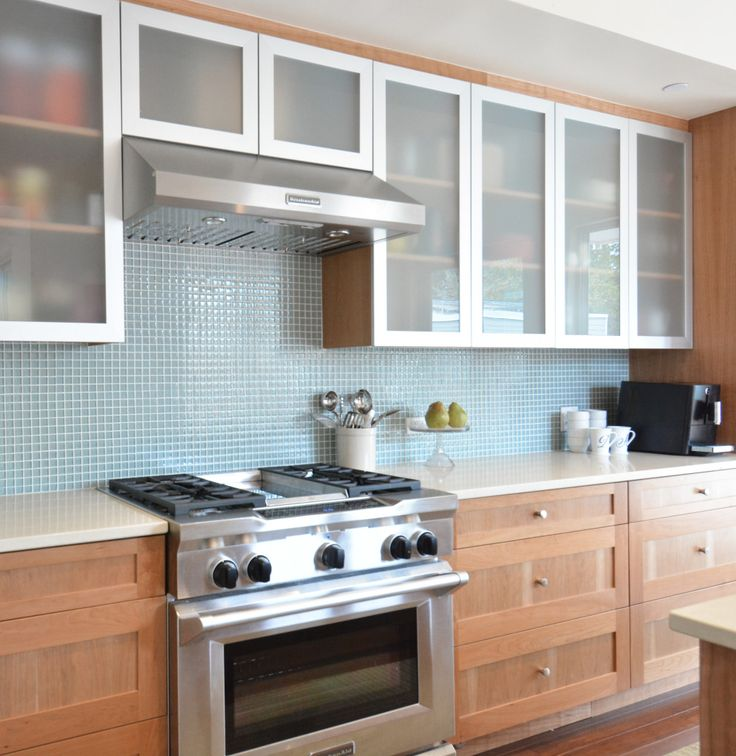 Wood Kitchen Cabinets, Revisited // Centsational Girl