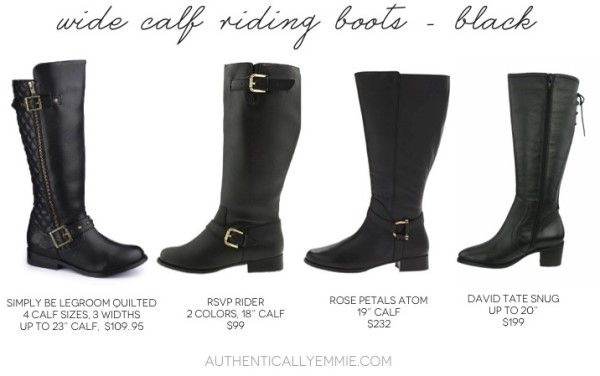 Wide Calf Riding Boots (2014 Guide)