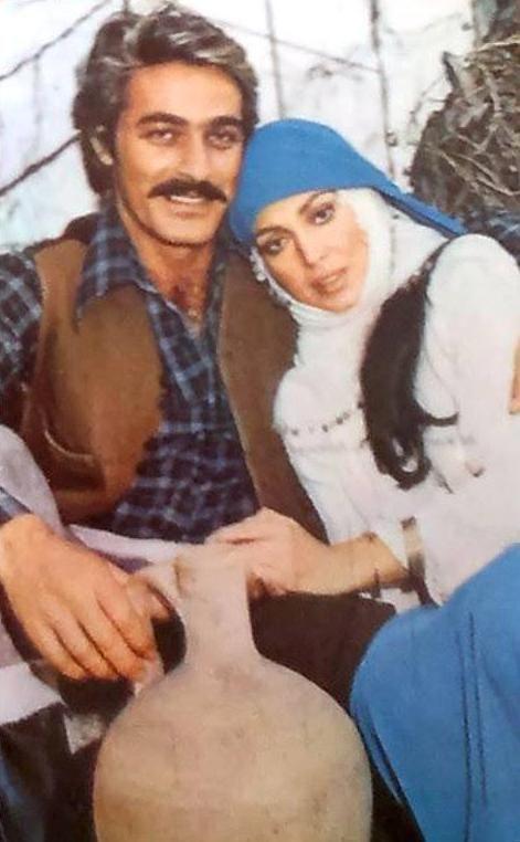 Kadir İnanır & Türkan Şoray ~ Selvi Boylum Al Yazmalım, 1978