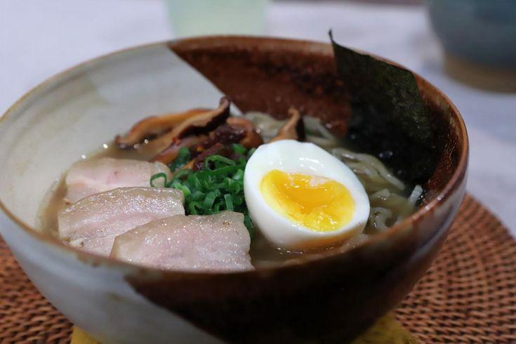 Un clásico de la cocina oriental, por Lis Ra en El Gourmet. Asian Recipes, Ethnic Recipes, Food And Drink, Cooking Recipes, Eggs, Yummy Food, Breakfast, Sweet, Kitchen