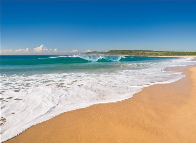 This photo of Maroubra Beach for Chris