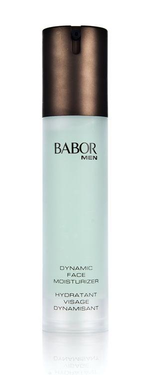 Creme Hidratante Dinâmico - BABOR MEN 50ml   58,50€   Creme facial hidratante que reduz o brilho da pele enquanto a revitaliza, protege e regenera. http://www.float-in.pt/loja/creme-hidratante-dinamico-men.html