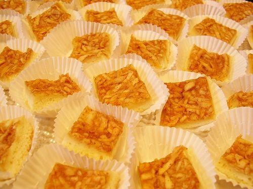 Kuchen de Manzana.
