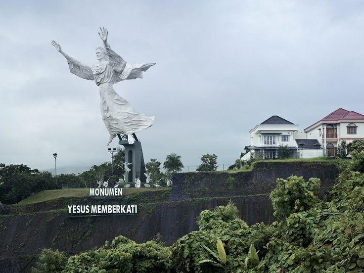 Christ Blessing, Manado, Indonesia.
