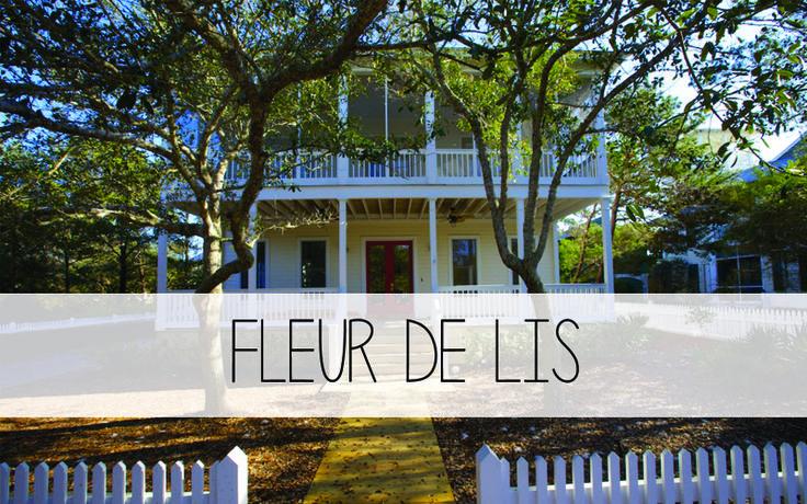 25 Best Images About Featured Cottage Fleur De Lis On
