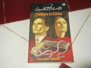 SYIREN BOOKS: Jual Novel Thriller   Partners in Crime   Agatha C...