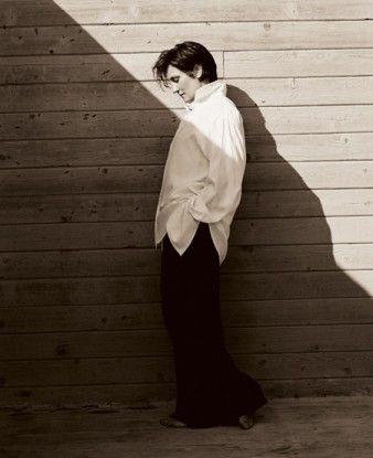 k.d. lang by Herb Ritts (standing)