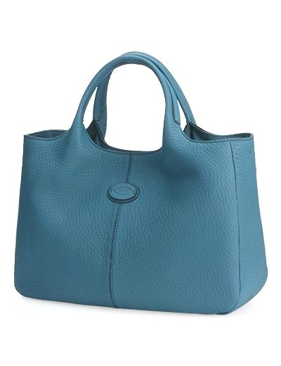 d9ef590465 Small Shopping Bag In Leather