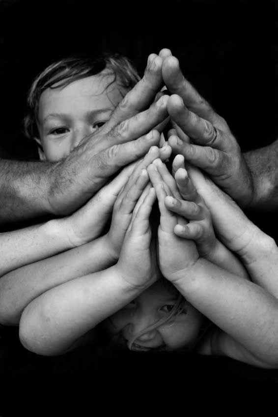 Family prayer?