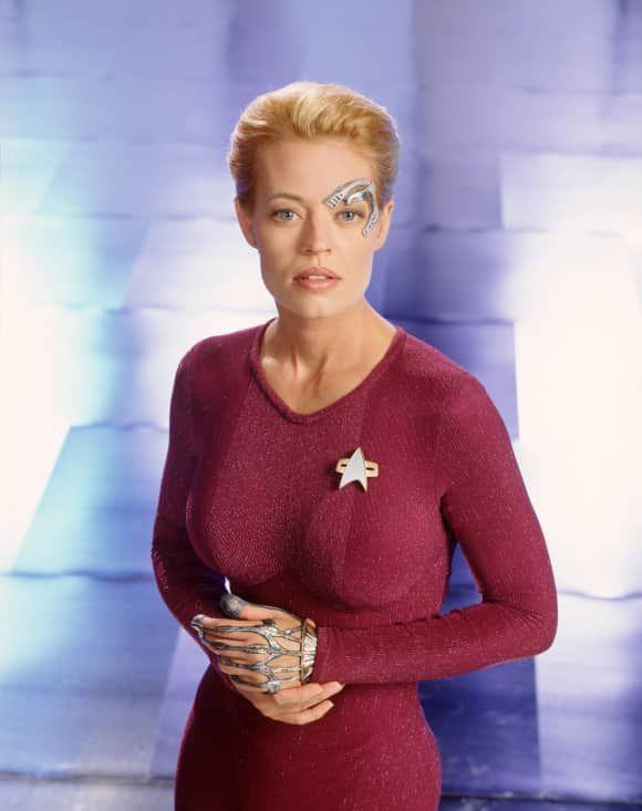 """""""Star Trek: Nave espacial Voyager"""" hoy: ¿Reconocen las estrellas?   – Film- und Seriencharaktere"""