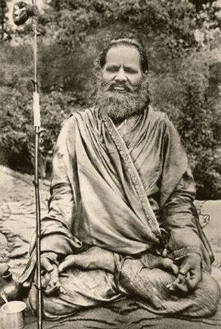 Guru Dev - guru to Mahareshi