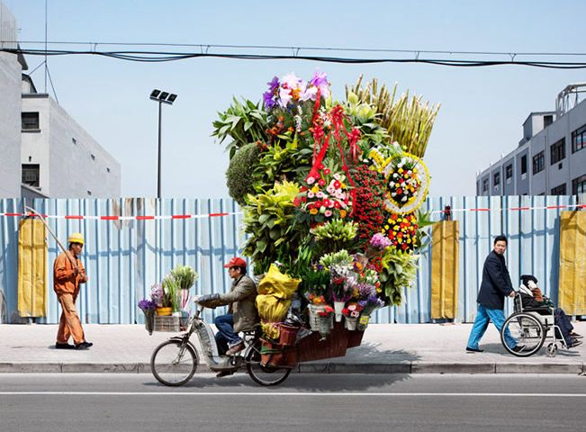 Art of transporting and other cool things around the world